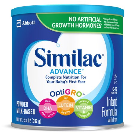 Similac ADVANCE (1~12 months, 658gr về Saigon)