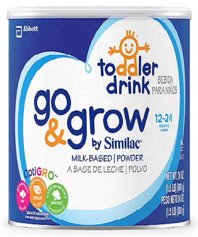 SIMILAC® GO & GROW