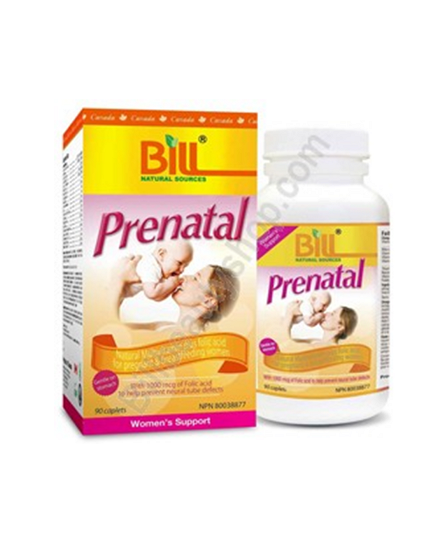 PRENATAL NATURAL MULTIVITAMINS